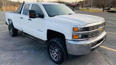 2017 Chevrolet Silverado 2500HD for sale at H & B Auto in Fayetteville AR