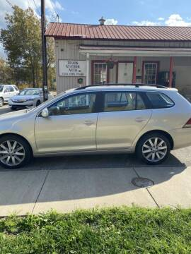 2013 Volkswagen Jetta for sale at TRAIN STATION AUTO INC in Brownsville PA