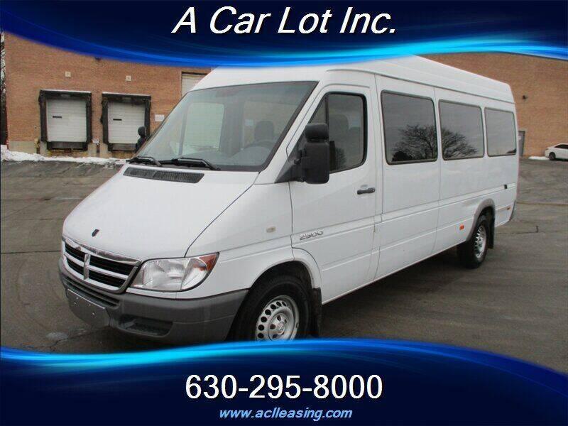 2006 Dodge Sprinter Cargo for sale at A Car Lot Inc. in Addison IL