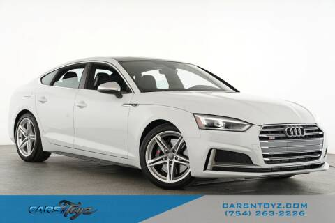2019 Audi S5 Sportback for sale at JumboAutoGroup.com - Carsntoyz.com in Hollywood FL