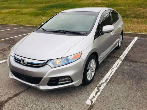 2012 Honda Insight for sale at Auto Titan in Knoxville TN