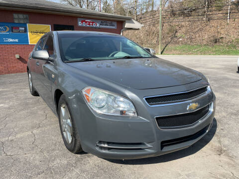 2008 Chevrolet Malibu for sale at Doctor Auto in Cecil PA