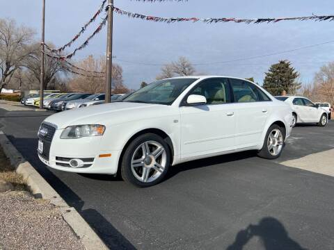 2007 Audi A4 for sale at Auto Image Auto Sales in Pocatello ID