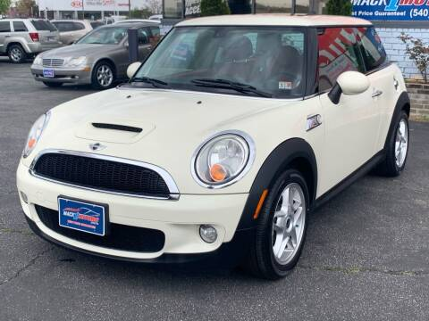 2007 MINI Cooper for sale at Mack 1 Motors in Fredericksburg VA