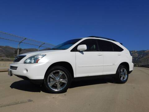 2007 Lexus RX 400h for sale at Milpas Motors in Santa Barbara CA