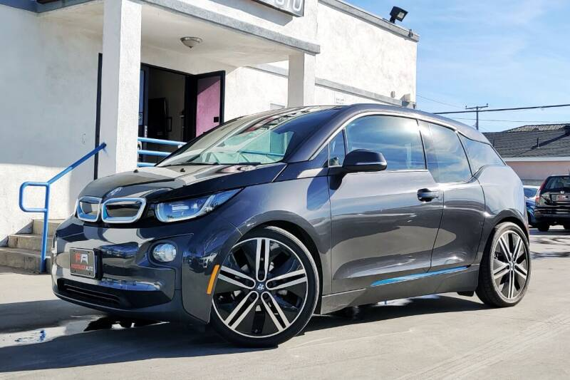 2014 BMW i3 for sale at Fastrack Auto Inc in Rosemead CA