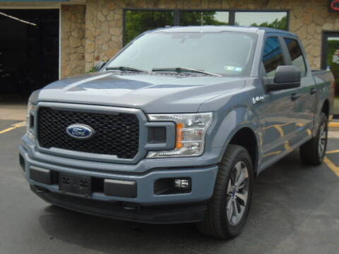 2019 Ford F-150 for sale at Rogos Auto Sales in Brockway PA