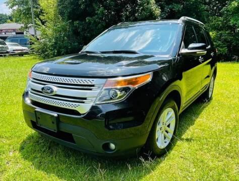 2013 Ford Explorer for sale at Klassic Cars in Lilburn GA