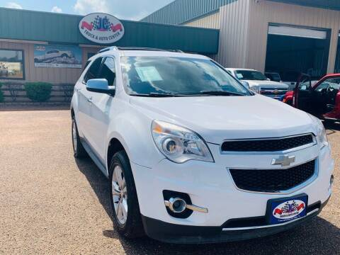 2010 Chevrolet Equinox for sale at JC Truck and Auto Center in Nacogdoches TX