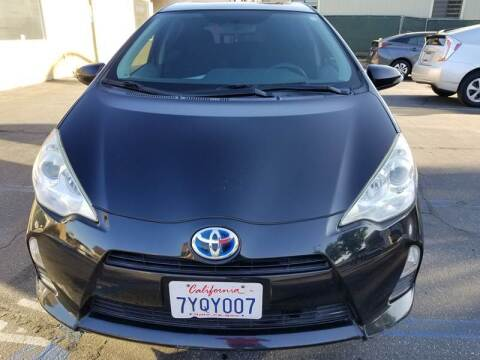 2012 Toyota Prius c for sale at Ournextcar/Ramirez Auto Sales in Downey CA