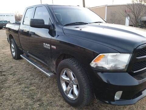 2013 RAM Ram Pickup 1500 for sale at Empire Auto Remarketing in Shawnee OK