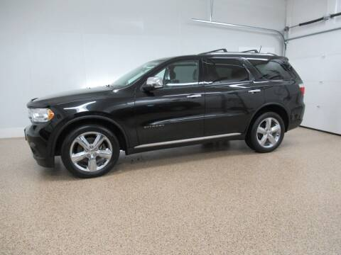 2012 Dodge Durango for sale at HTS Auto Sales in Hudsonville MI