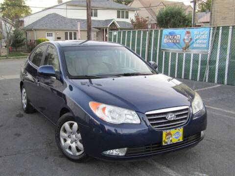 2007 Hyundai Elantra for sale at The Auto Network in Lodi NJ