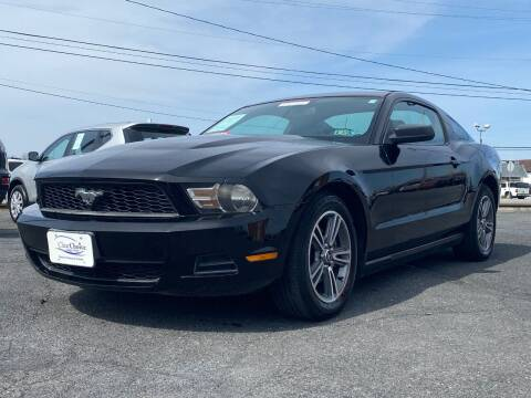 2010 Ford Mustang for sale at Clear Choice Auto Sales in Mechanicsburg PA
