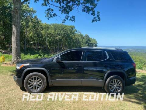 2018 GMC Acadia for sale at RED RIVER DODGE - Red River of Malvern in Malvern AR