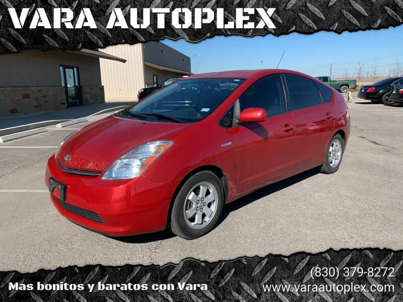 2009 Toyota Prius for sale at VARA AUTOPLEX in Seguin TX