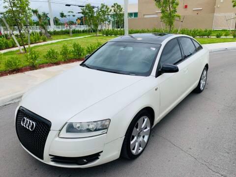2006 Audi A6 for sale at LA Motors Miami in Miami FL
