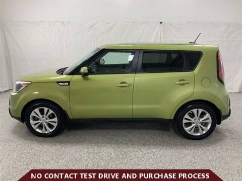 2016 Kia Soul for sale at Brothers Auto Sales in Sioux Falls SD