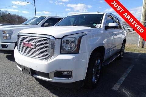 2015 GMC Yukon for sale at Brandon Reeves Auto World in Monroe NC
