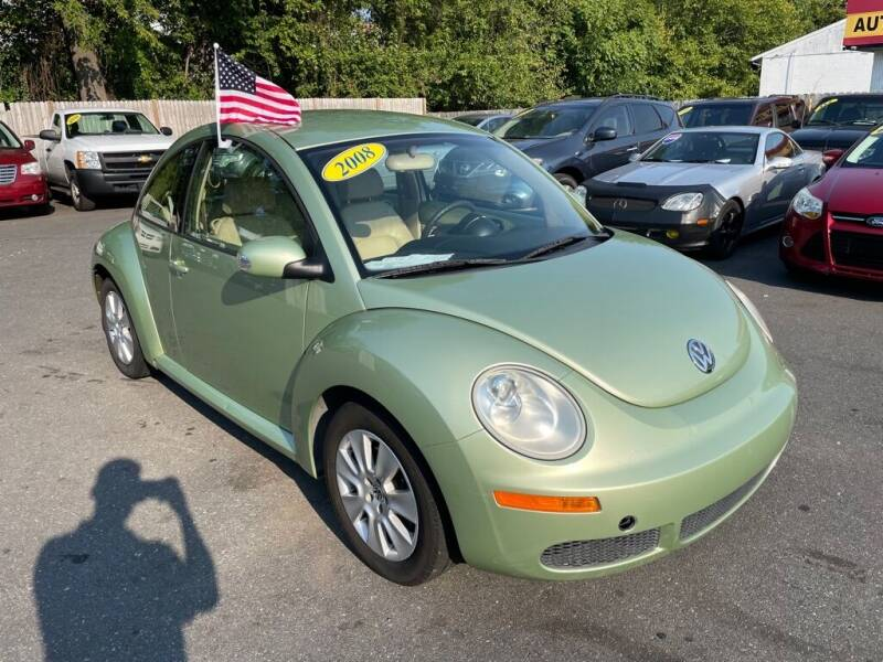 2008 Volkswagen New Beetle for sale at Auto Revolution in Charlotte NC