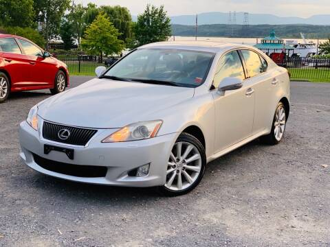 2009 Lexus IS 250 for sale at Y&H Auto Planet in West Sand Lake NY