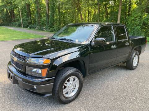 2012 Chevrolet Colorado for sale at Lou Rivers Used Cars in Palmer MA