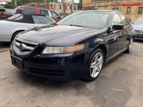 2004 Acura TL for sale at Drive Deleon in Yonkers NY