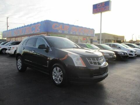 2012 Cadillac SRX for sale at CAR SOURCE OKC in Oklahoma City OK