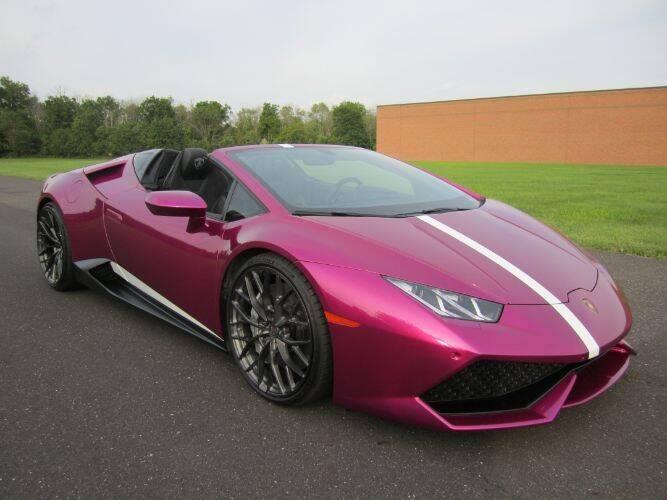 2018 Lamborghini Huracan for sale in Hatfield, PA