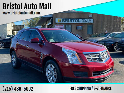 2011 Cadillac SRX for sale at Bristol Auto Mall in Levittown PA