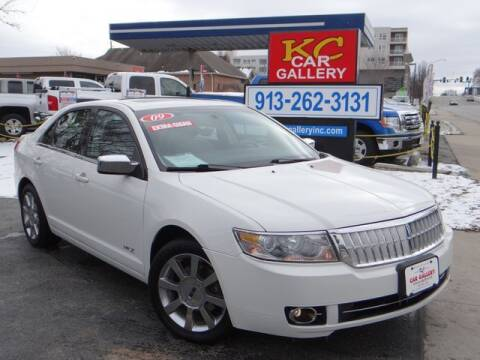 2009 Lincoln MKZ for sale at KC Car Gallery in Kansas City KS