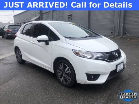 2017 Honda Fit for sale at Honda of Seattle in Seattle WA