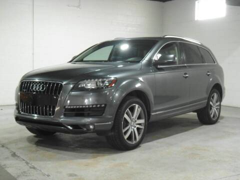 2014 Audi Q7 for sale at Ohio Motor Cars in Parma OH