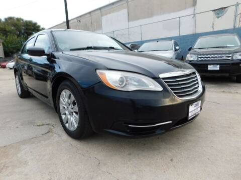 2013 Chrysler 200 for sale at AMD AUTO in San Antonio TX