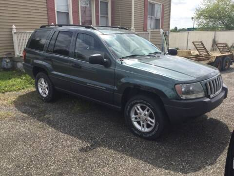 2004 Jeep Grand Cherokee for sale at Autos Unlimited, LLC in Adrian MI