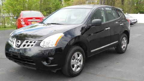 2013 Nissan Rogue for sale at JBR Auto Sales in Albany NY