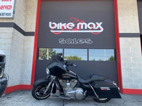 2009 Harley Davidson Electra Glide for sale at BIKEMAX, LLC in Palos Hills IL