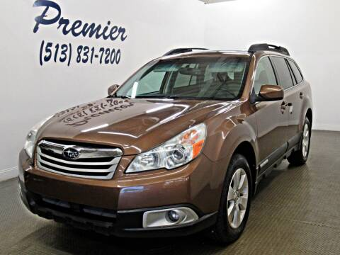 2012 Subaru Outback for sale at Premier Automotive Group in Milford OH