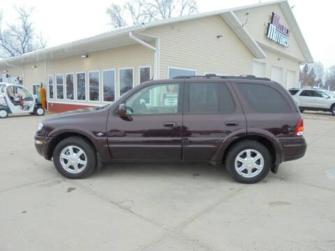 2004 Oldsmobile Bravada for sale at Milaca Motors in Milaca MN