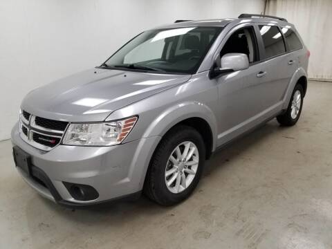 2017 Dodge Journey for sale at Kerns Ford Lincoln in Celina OH