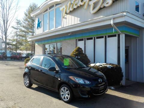 2012 Mazda MAZDA2 for sale at Nicky D's in Easthampton MA