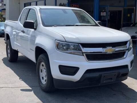 2018 Chevrolet Colorado for sale at CAR CITY SALES in La Crescenta CA