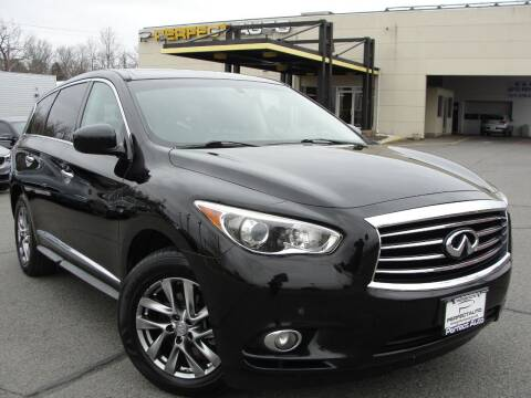 2013 Infiniti JX35 for sale at Perfect Auto in Manassas VA