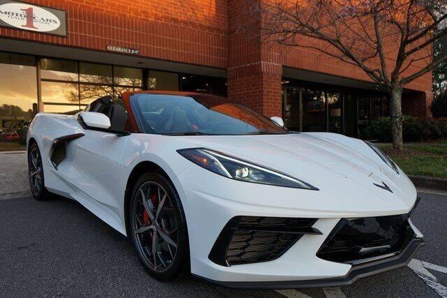 2020 Chevrolet Corvette for sale at Team One Motorcars, LLC in Marietta GA
