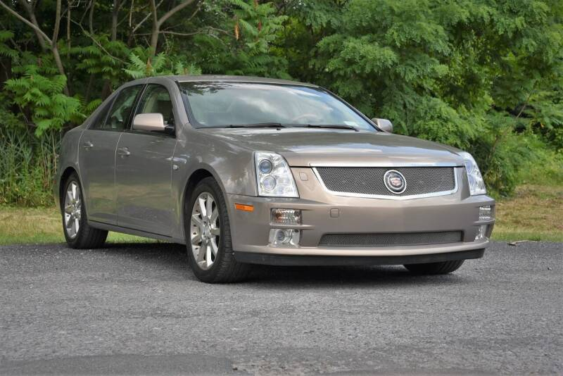 2006 Cadillac STS for sale at Car Wash Cars Inc in Glenmont NY