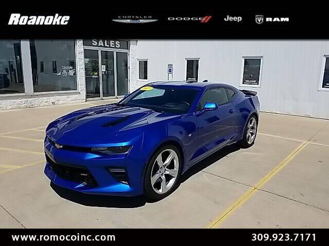 2017 Chevrolet Camaro for sale in Roanoke, IL