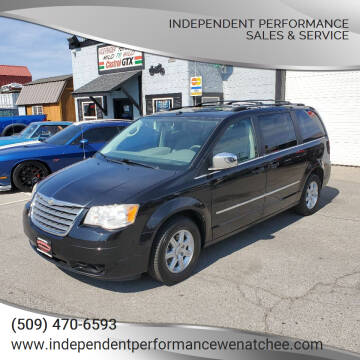 2010 Chrysler Town and Country for sale at Independent Performance Sales & Service in Wenatchee WA