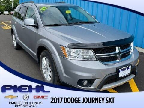 2017 Dodge Journey for sale at Piehl Motors - PIEHL Chevrolet Buick Cadillac in Princeton IL