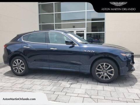 2021 Maserati Levante for sale at Orlando Infiniti in Orlando FL