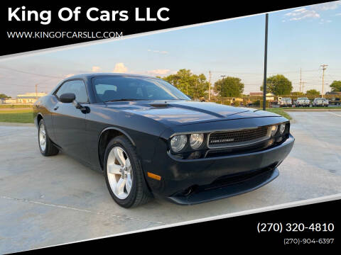 2014 Dodge Challenger for sale at King of Cars LLC in Bowling Green KY
